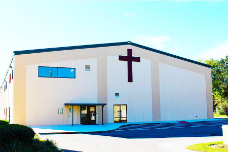 baptist church 450x300