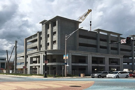 daytona parking garage 450x300
