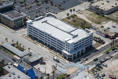 daytona parking garage aerial 1 450x300